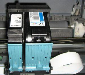 Calibratie printer
